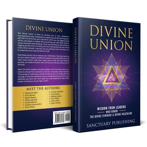 Leadership design with the title 'Divine Union'