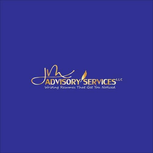 Advisory logo with the title 'JM Advisory Services logo'