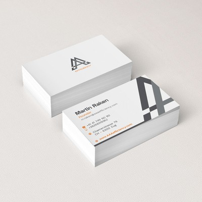 Business Cards for Energy Producer