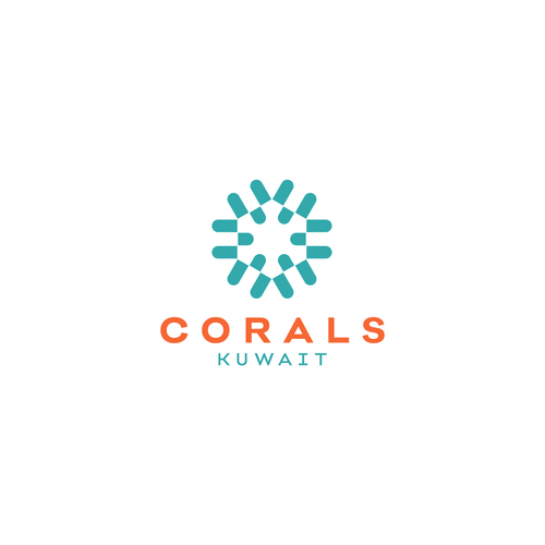 Coral logo with the title 'Coral '