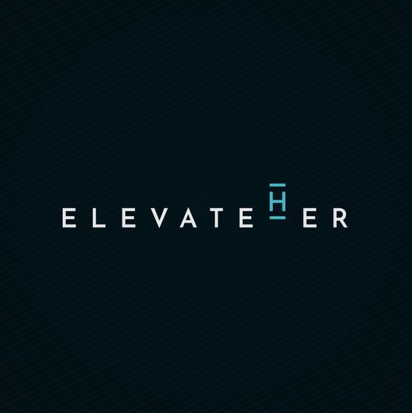 Elevate logo with the title 'Logo for personal coaching business'