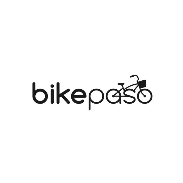 Bike logo with the title 'Bike Paso'