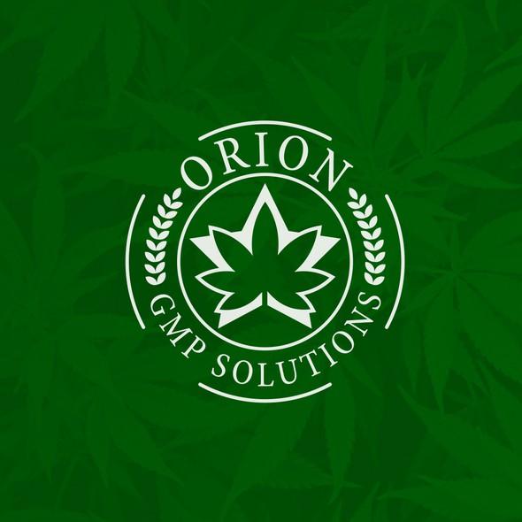 Stellar logo with the title 'MarijuanaStar'