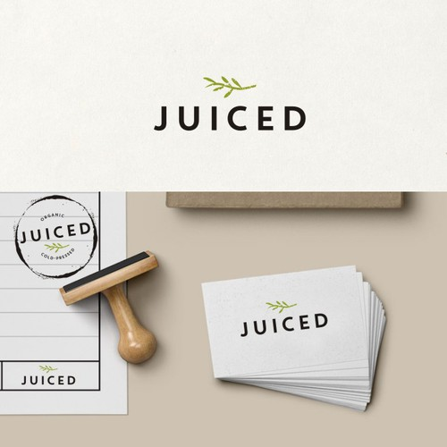 Raw design with the title 'JUICED'