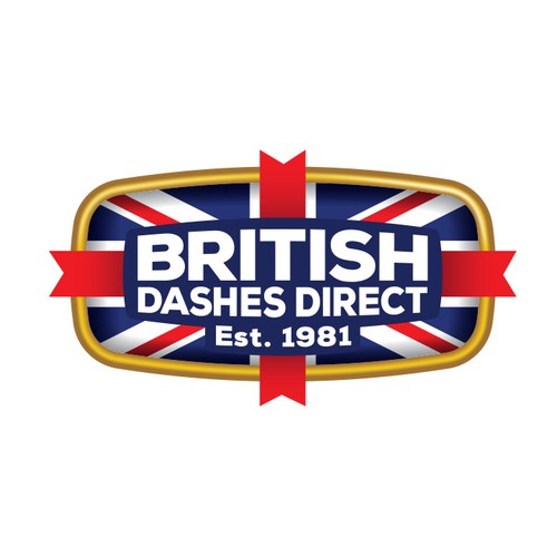 UK logo with the title 'British Dashes Direct'