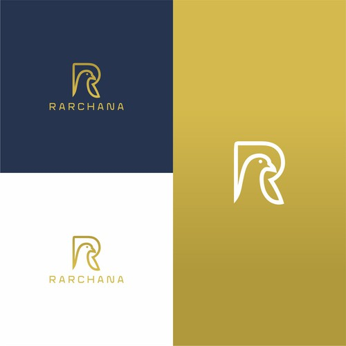 Bed logo with the title 'Rarchana'