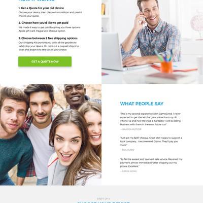 Leading Canadian Electronics Buy-Back Website