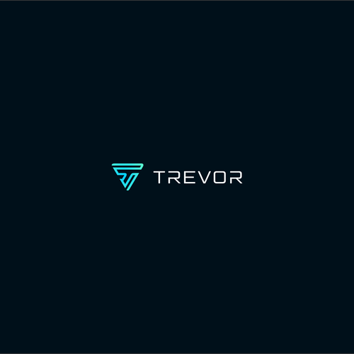 Time logo with the title 'Dynamic Logo design for Trevor'