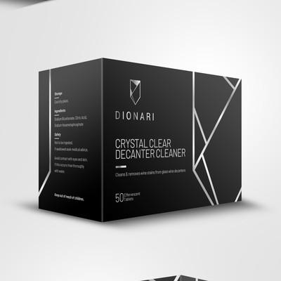 DIONARI Luxurious Stylish Box Design
