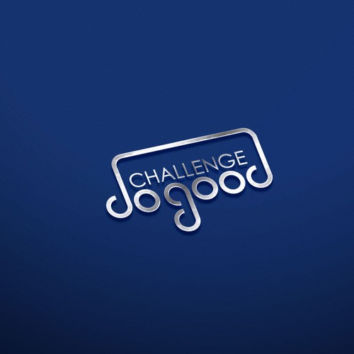 Challenge logo with the title 'Do Good Challenge! logo. '