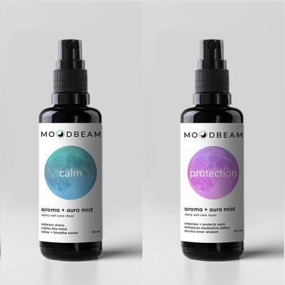 Label design for moodbeam