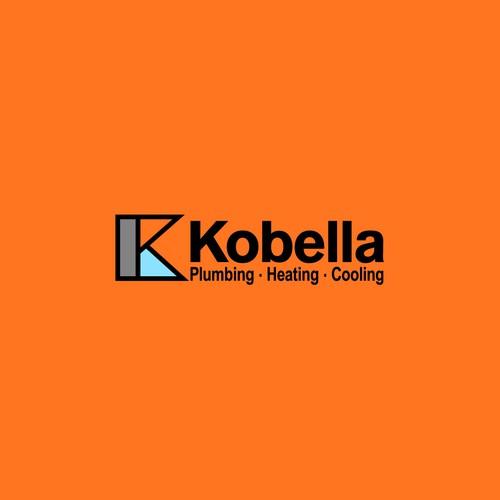 Refrigeration logo with the title 'Kobella logo'