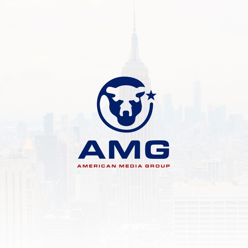 Council logo with the title 'AMG'
