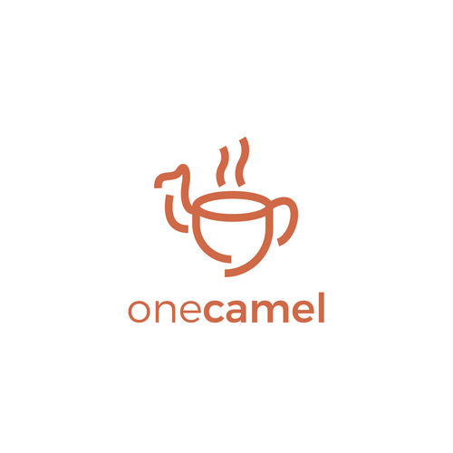 Camel logo with the title 'One Camel'