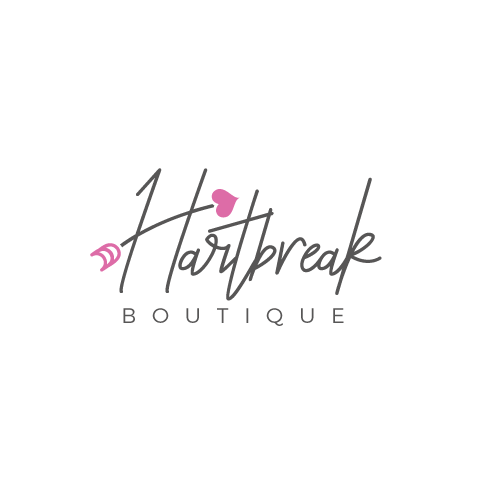 Children's clothes logo with the title 'children's and toddler's boutique'