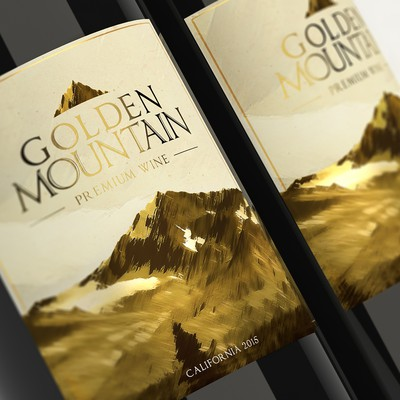 Golden Mountain Wine
