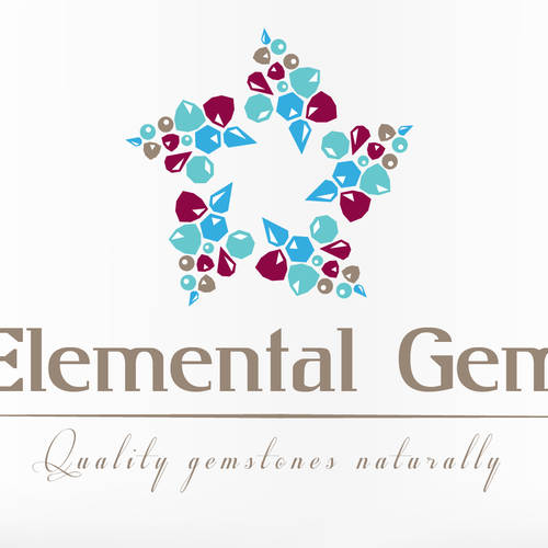 Gem logo with the title 'Elemental Gem needs a new logo'
