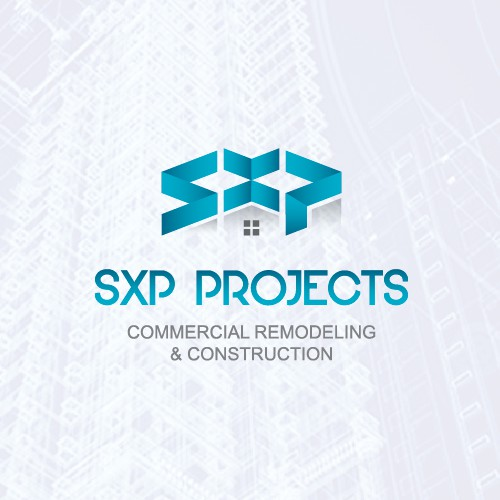 Scaffolding logo with the title 'SP Smart Projects'