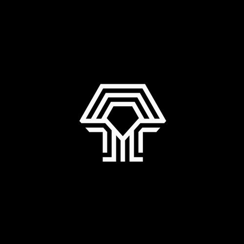 Mushroom logo with the title 'Black Diamond Mushroom Co.'