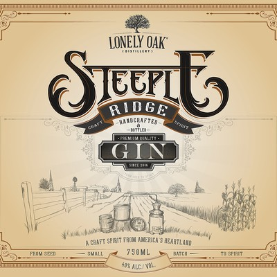 Label Design - Craft Spirit