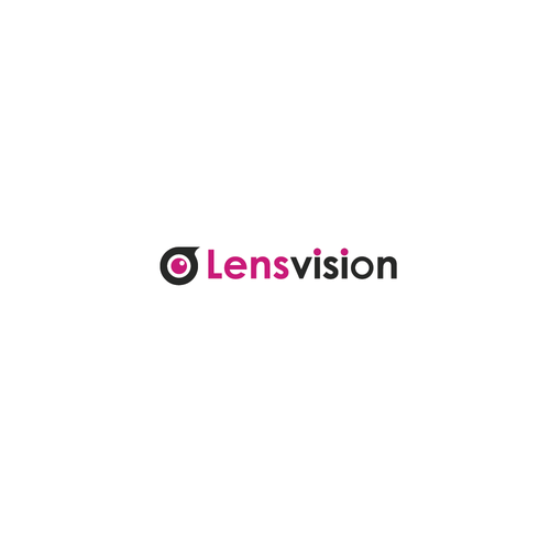 "Partner logo with the title 'New logo for leading brand in the area of ""CONTACT LENSES""'"