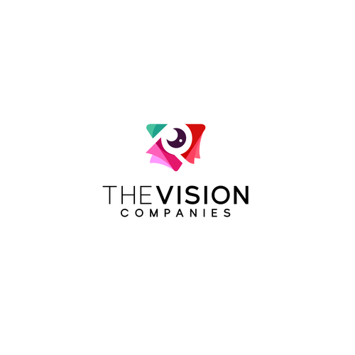 Vision design with the title 'The Vision Companies'
