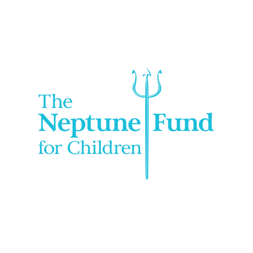 "Funding logo with the title 'Logo for ""The Neptune Fund for Cildren""'"