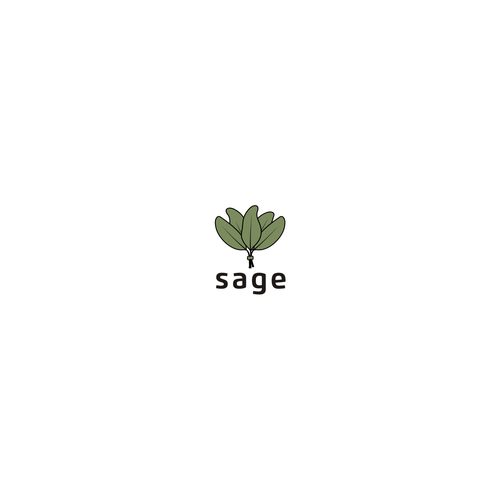 Sage logo with the title 'sage'