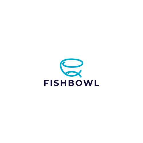 Celebration logo with the title 'FISHBOWL'