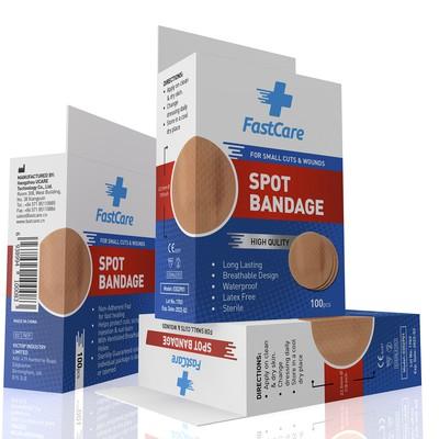 Spot Bandage box