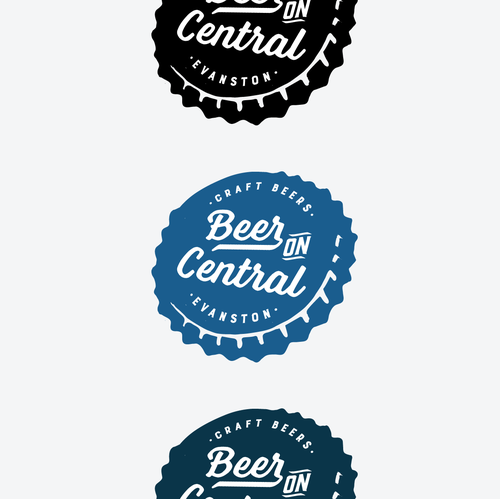 Youthful design with the title 'Design a logo for a new hip and modern craft beer shop'