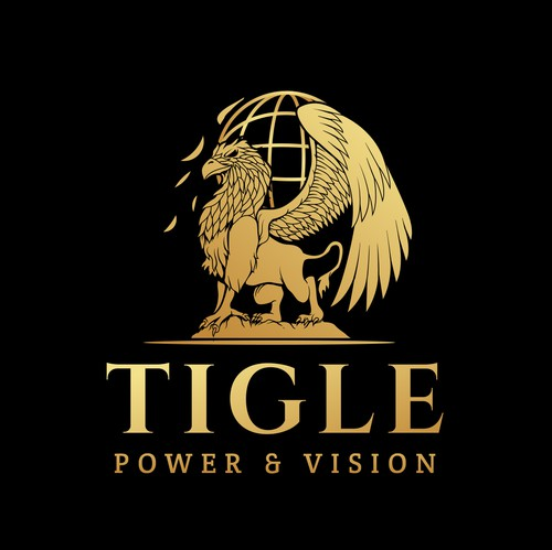 Tiger design with the title 'TIGLE'