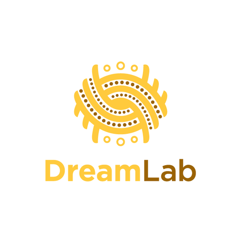 Dream logo with the title 'Dream Lab: Create an Enduring Symbol for Dreaming'