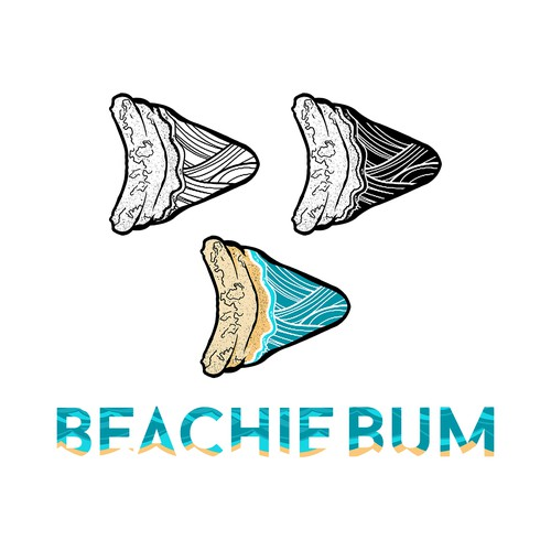 Ocean brand with the title 'Beachie Bum'