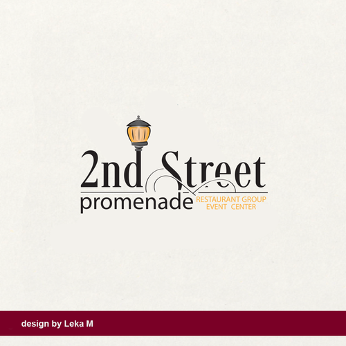 Street logo with the title '2nd Street'