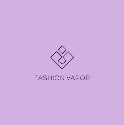 Vape logo with the title 'Vaporized gentleman'