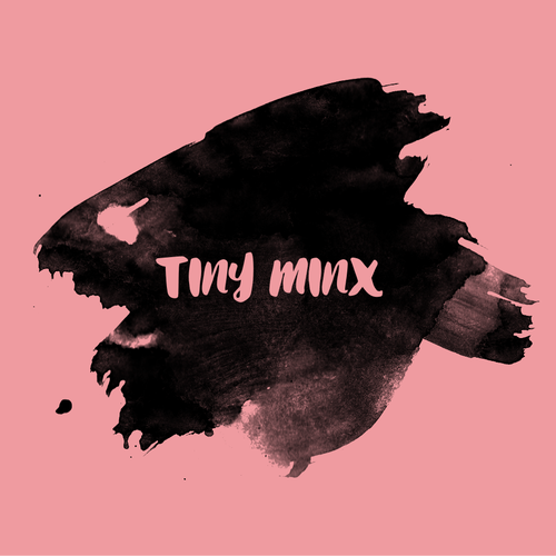 Tiny logo with the title 'Tiny Minx'