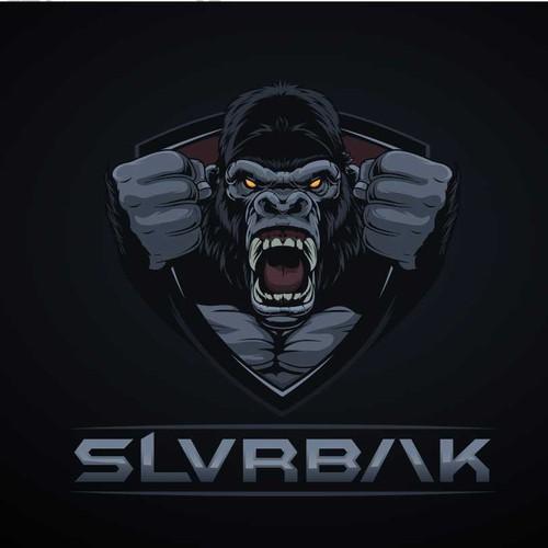 Scream logo with the title 'Scream Gorillas'