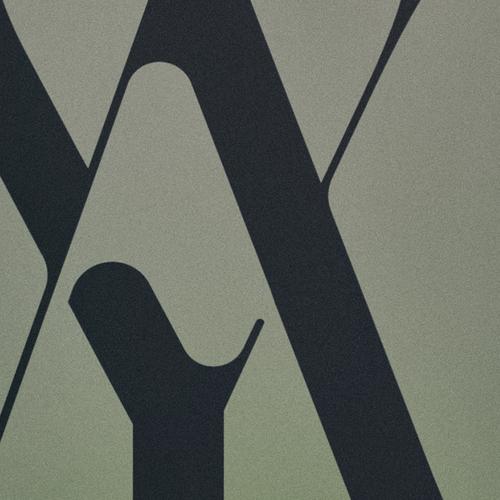 Y design with the title 'YA Monogram'