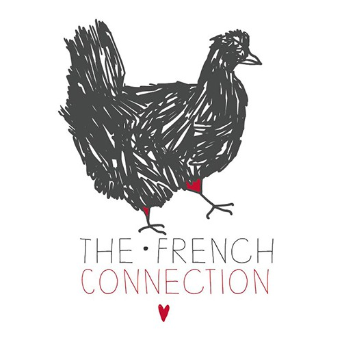 French brand with the title 'hottest French restaurant in Amsterdam '