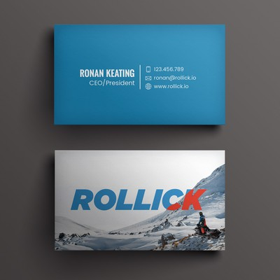 Rolick Bus Card