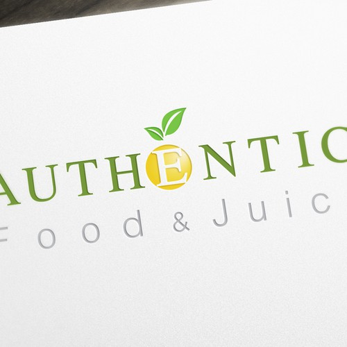 Authentic logo with the title 'Authentic needs a new logo'