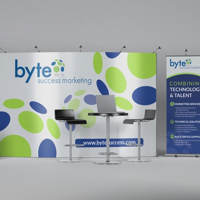 Byte Success Booth Design