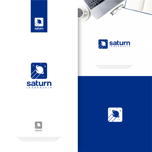 Saturn design with the title 'SATURN'
