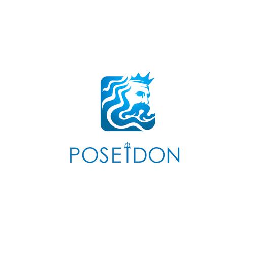 Poseidon design with the title 'Poseidon'