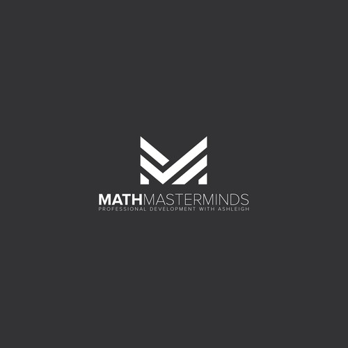 Master logo with the title 'MATH mastermind'