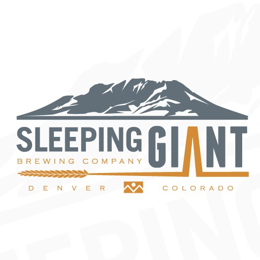 Colorado logo with the title 'Sleeping Giant Brewing Co.'