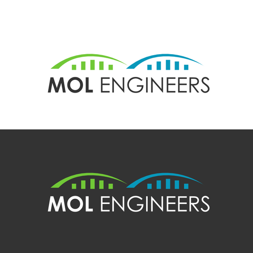 Engineering brand with the title 'engineers logo'