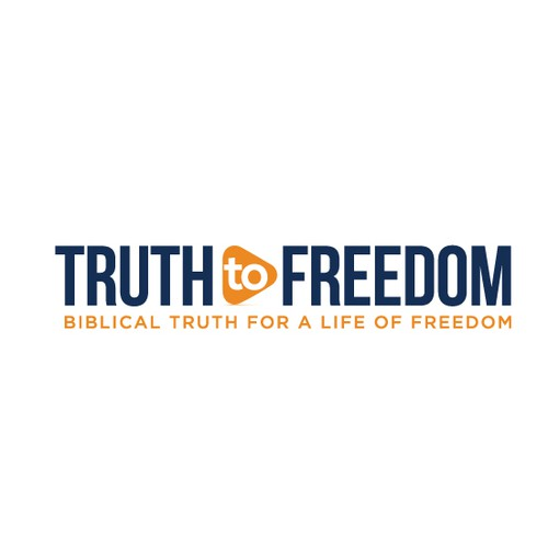 Bible design with the title 'Truth To Freedom'