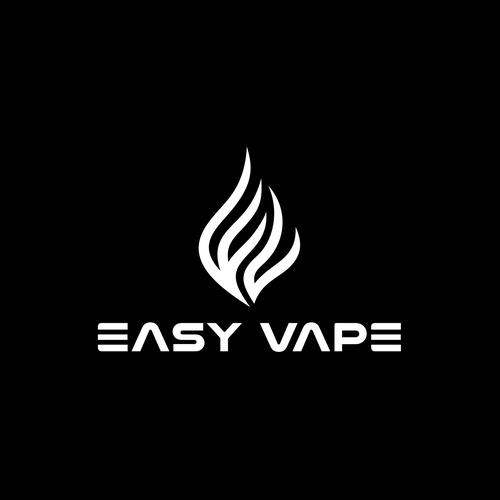 Exhaust logo with the title 'vape shop in dubai'